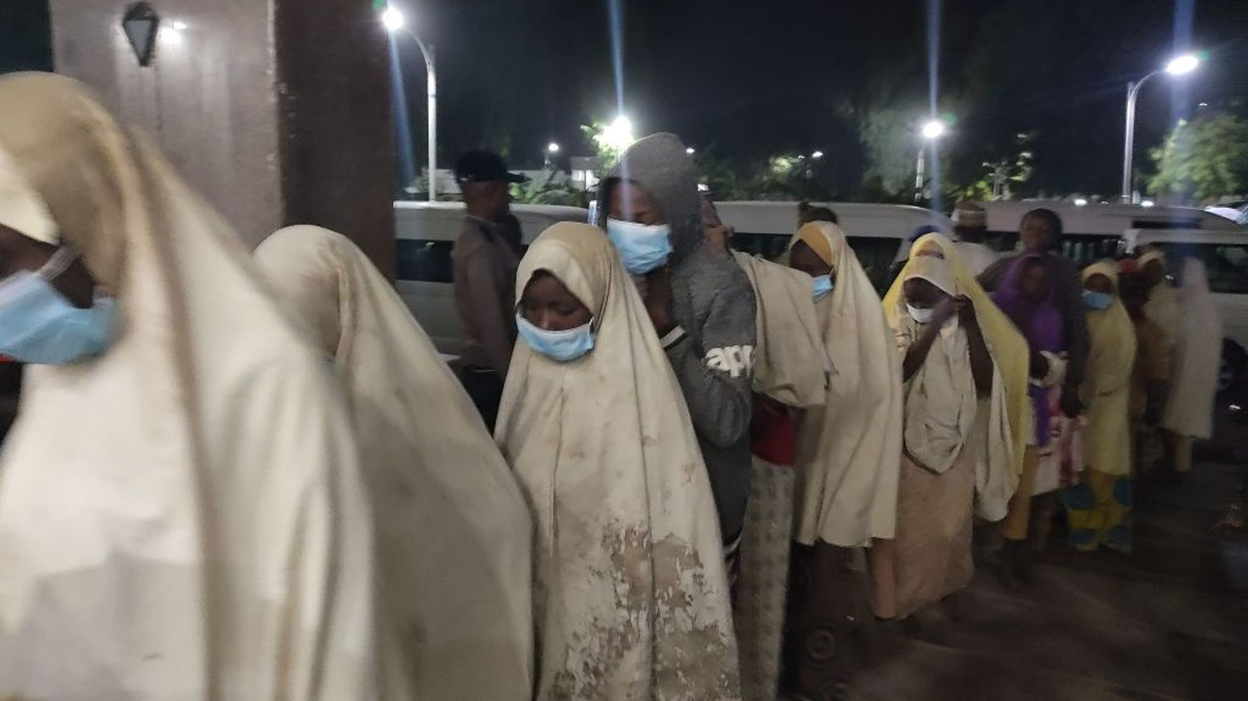 All kidnapped Nigerian schoolgirls released by gunmen in Zamfara state