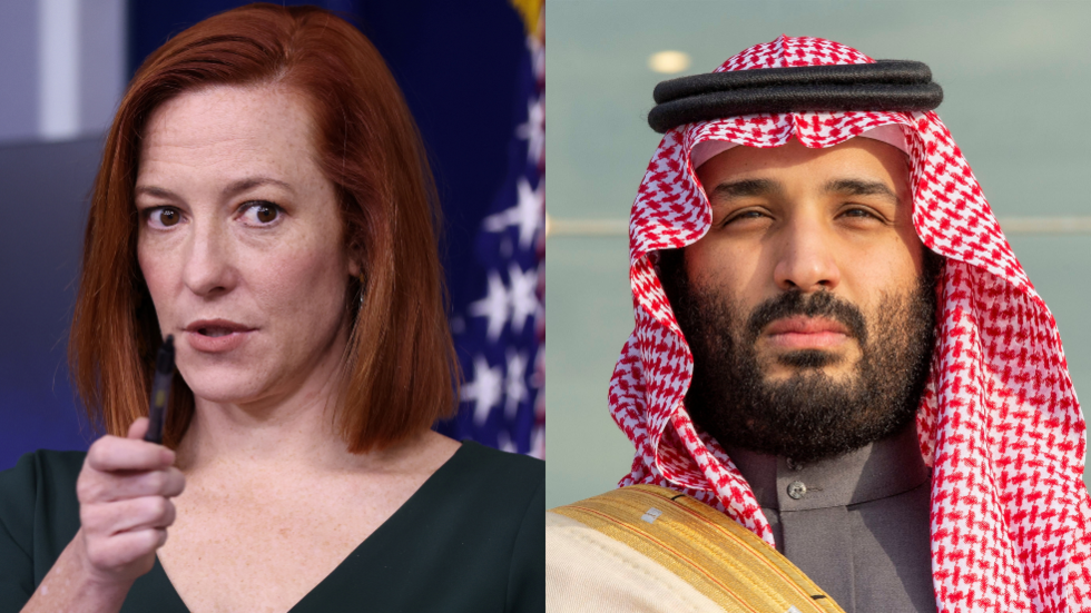 Biden administration will NOT sanction Saudi Prince over Khashoggi killing, but will use 'more effective' tools – White House
