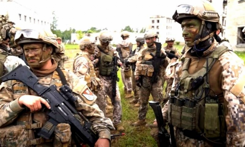 On the strengths of the Baltic armies: how Latvia, Lithuania and Estonia will defend themselves