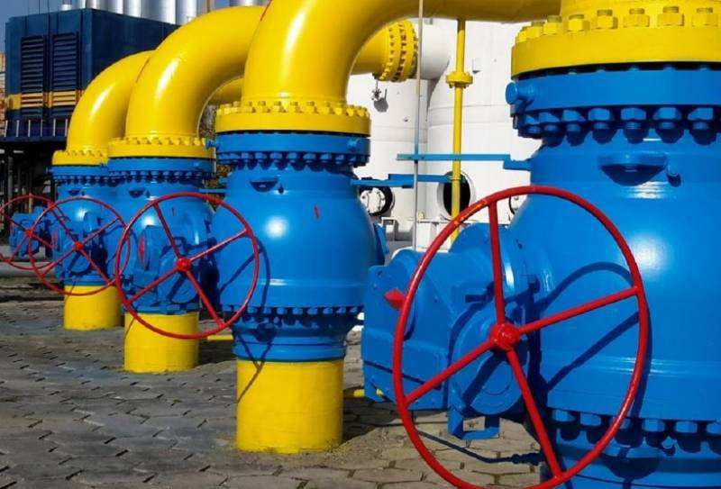 A sharp drop in gas reserves in storage continues in Ukraine